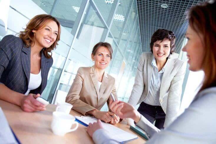 Hiring best candidates meeting