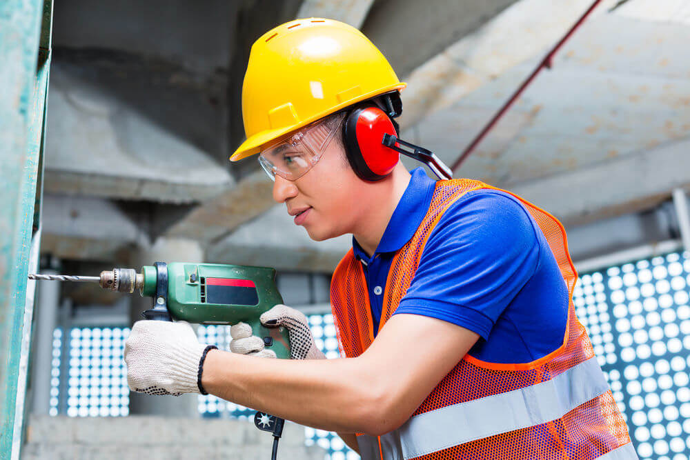 Safety in construction hearing conservation