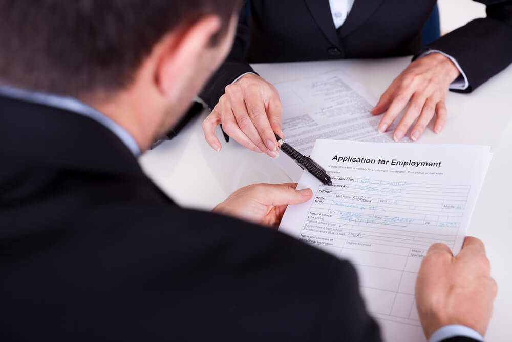 Common HR mistakes application