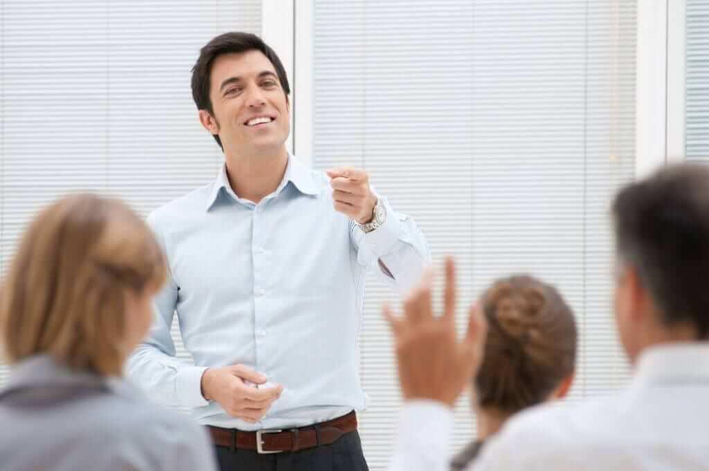 Answering leadership strategies